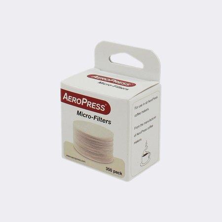 AeroPress Micro-Filters 350 pack voor alle ArroPress coffee makers