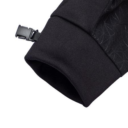 Nomad Softshell winddichte handschoenen - zwart