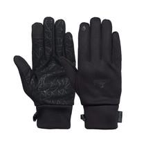 Softshell winddichte handschoenen - zwart