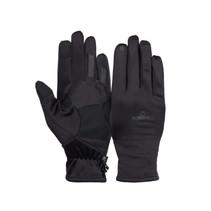 Stretch handschoenen - zwart