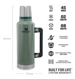 Stanley The Legendary Classic Bottle 1.9l thermosfles