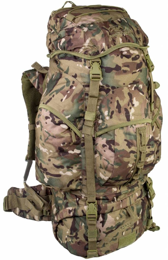 Image of Pro-force New Forces 66l backpack - camouflage