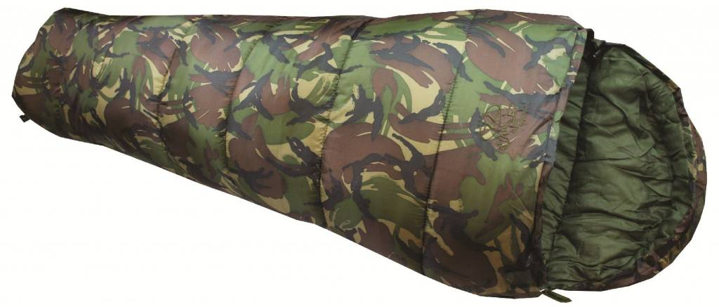 Pro-force Cadet Junior 350 - mummy slaapzak - camouflage