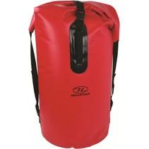 Troon 70l  Drybag rugzak - rood
