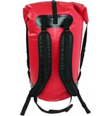 Highlander Troon 70l  Drybag rugzak - rood