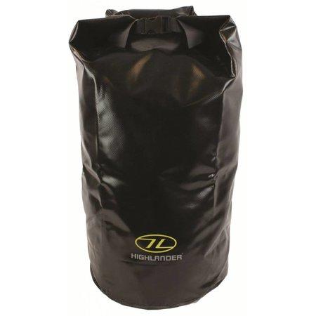 Highlander Tri Laminate 44L Drybag  large  - Zwart