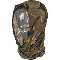Headover nekwarmer balaclava sjaal - Camouflage