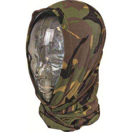 Pro-force Headover nekwarmer balaclava sjaal - Camouflage