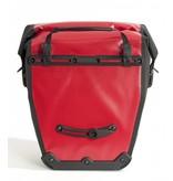 Ortlieb Backroller city - set van 2 - waterdichte fietstassen - rood