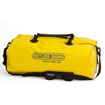 Rack pack - wet rollbag - Maat XL - 89 liter - geel
