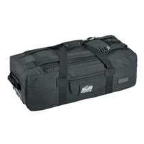 Travelbag - 70 liter - convertible - Black