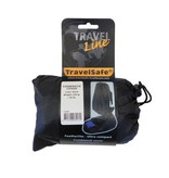 Travelsafe Combi cover M - tot 55l- backpack flightbag & regenhoes - oranje