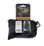 Travelsafe Combi cover L - 55-100l - backpack flightbag & regenhoes - oranje