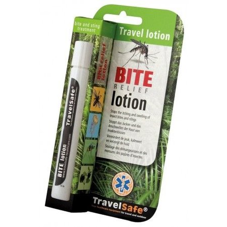 Travelsafe Bite relief lotion - roller - 14ml - after bite