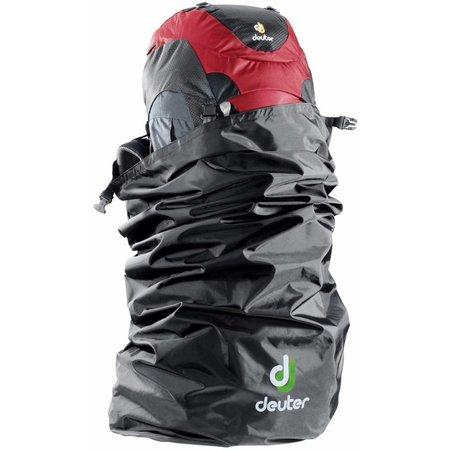 Deuter Flight Cover - tot 90 l - flightbag - zwart