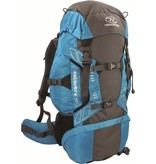Highlander Discovery 45l backpack - teal blauw