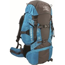 Discovery 45l backpack - teal lichtblauw