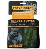 Travelsafe Reishanddoek XS - 80 x 40 cm - Lime groen