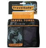 Travelsafe Reishanddoek XS - 80 x 40 cm - Paars