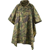 Poncho met capuchon - Camouflage