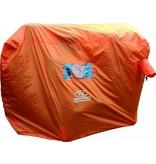 Highlander Emergency Survival Shelter - 4-5 personen - oranje