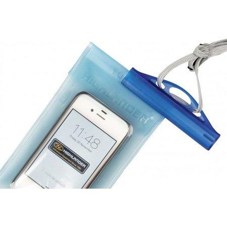 Highlander WPX - Waterproof telefoonhoes of camerahoes - blauw