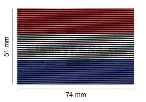 Claw Gear Dual IR Patch NLD