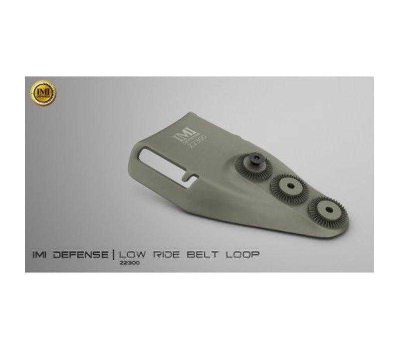 Low Ride Belt Loop - Olive Drab