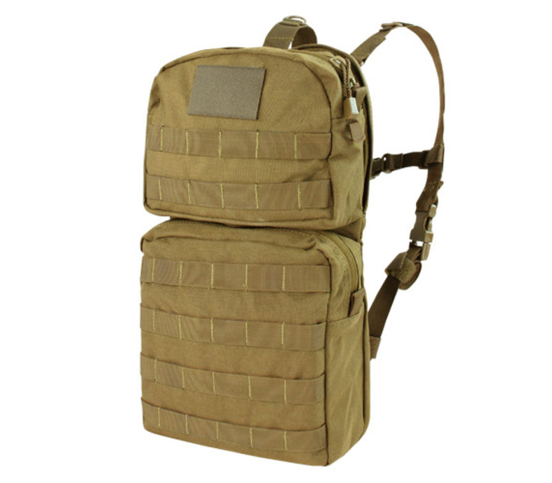 HCB2 Hydration Carrier - Coyote Brown