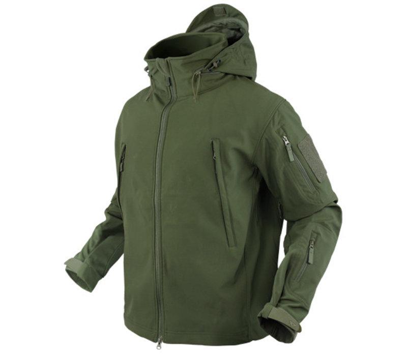 602 Summit Softshell Jacket - Olive Drab