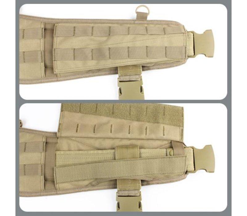 241 Gen 2 Battle Belt - Coyote Brown
