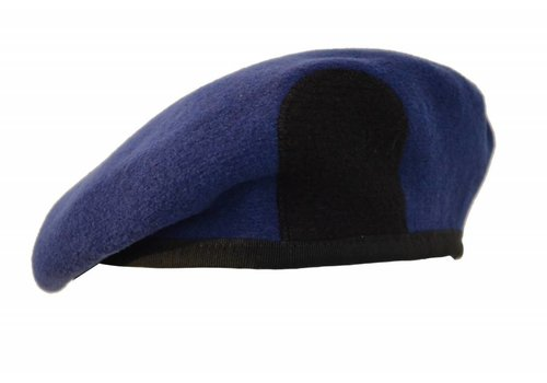 NLTactical Blue beret (Royal Marechaussee)