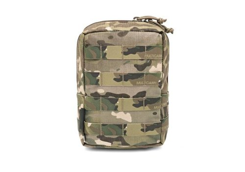 Warrior Elite OPS Large Utility MOLLE Pouch - MultiCam