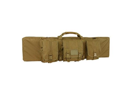 """Condor 36"""" Single Rifle Case - Coyote Brown"""