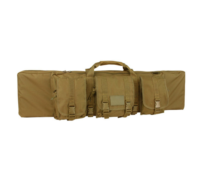 """36"""" Single Rifle Case - Coyote Brown"""