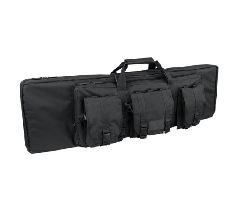"""152 42"""" Double Rifle Case - Black"""