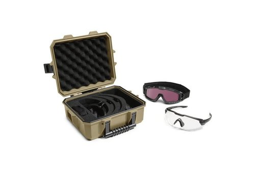 Oakley SI Ballistic M-Rahmen Alpha Operator Kit - Strongbox