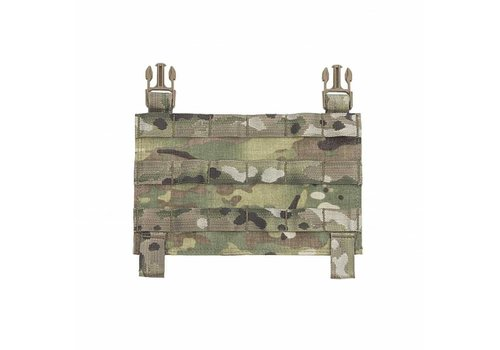 Warrior Recon Plate Carrier Front Panel - MultiCam