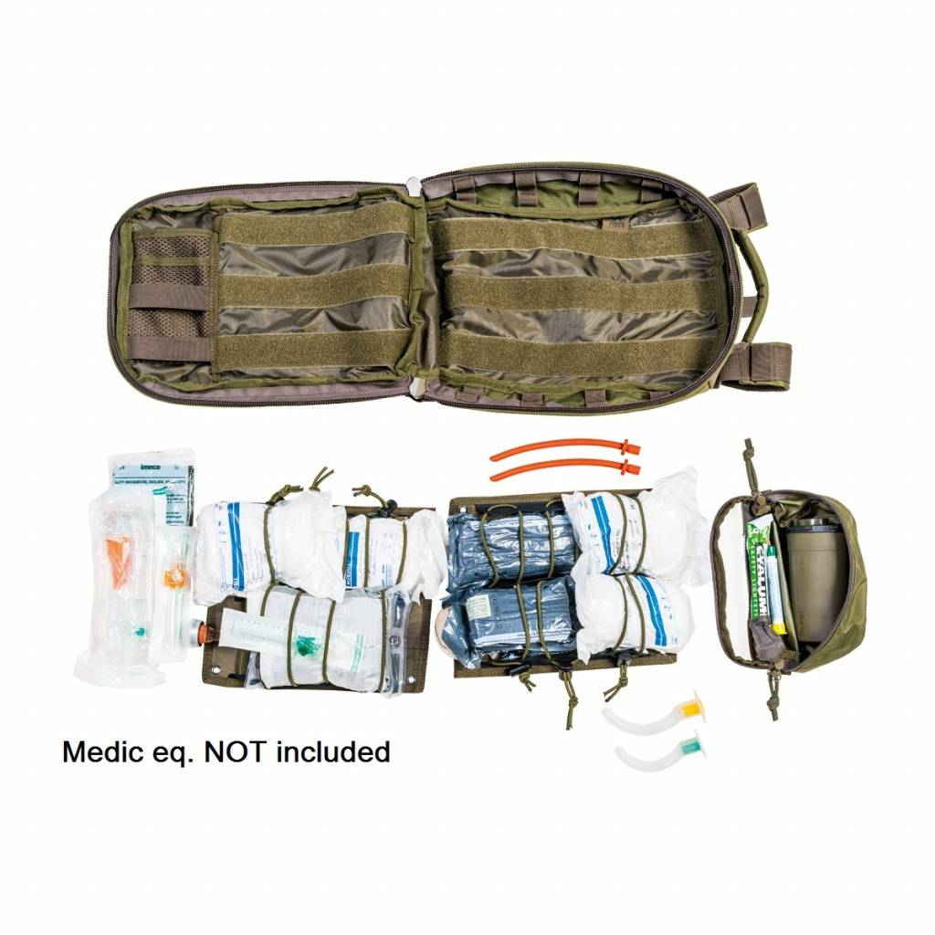 260702d85aa Tasmanian Tiger TT Medic Assault Pack MKII S - Olive - NLTactical