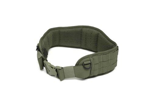 Warrior Elite Ops Padded Patrol Load Bearing Belt - Olive Drab