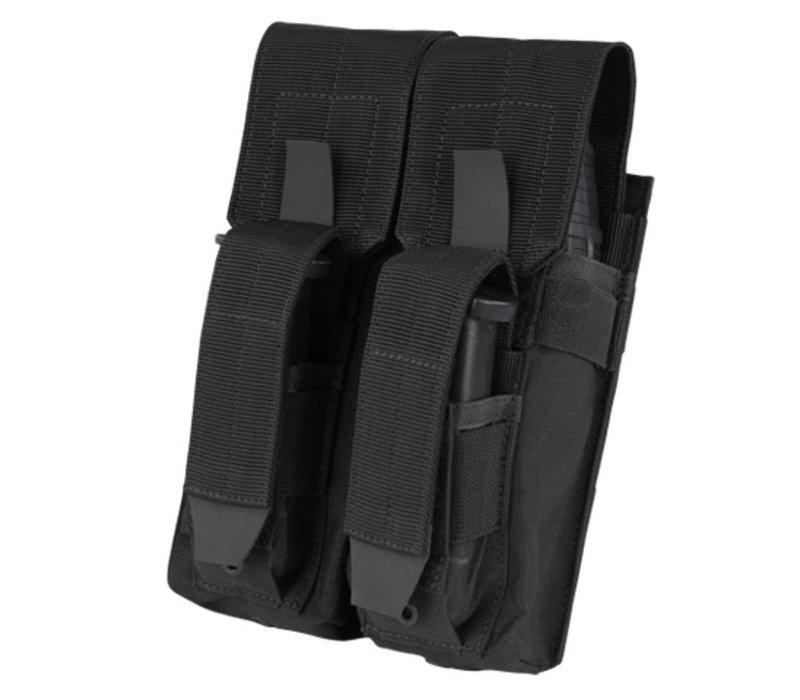 MA71 Double AK Kangaroo Mag Pouch - Black