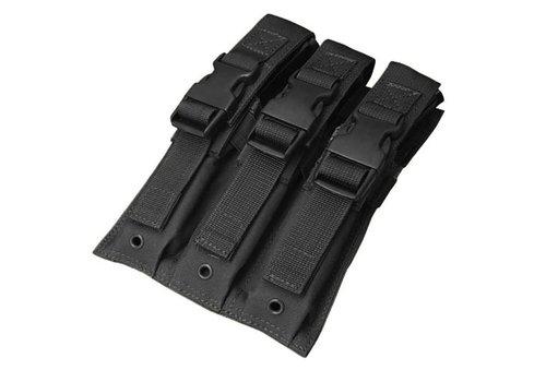 Condor MA37 Triple MP5 Mag Pouch - Black