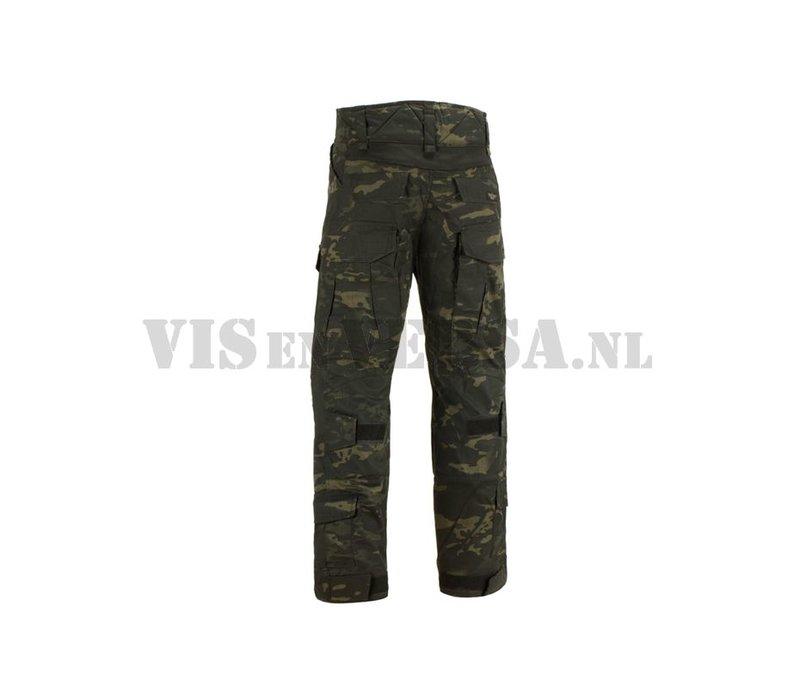 Predator Combat Pants - ATP black / MultiCam Black