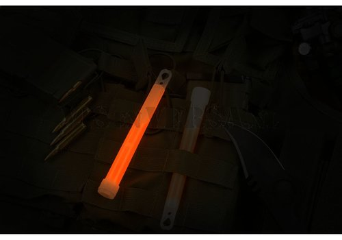 Claw Gear 6 Inch Glow Stick - Orange