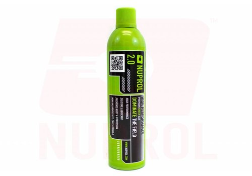 Nuprol 2.0 Green Gas