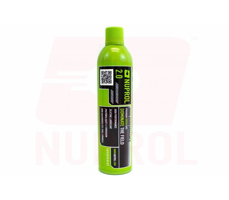 2.0 Green Gas