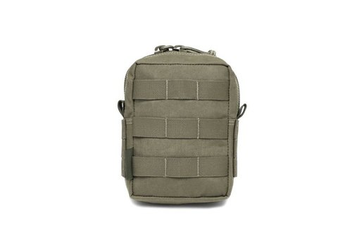 Warrior Elite OPS Small Utility, Medic Pouch - Ranger Green