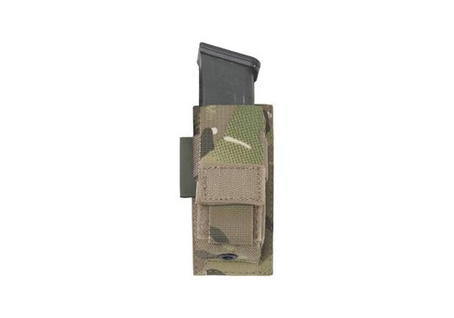Warrior Direct Single 9mm Direct Action Pistol Mag Pouch - MultiCam