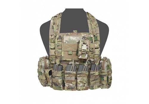 Warrior 901 Elite 4 Chest Rig - MultiCam