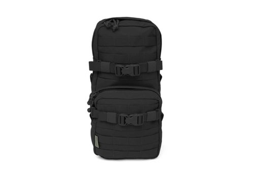 Warrior Cargo Pack with Hydration Compartment - Black